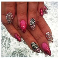 Stiletto Nails Nail Trends Nail Art