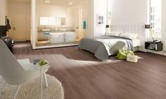 Bedroom Flooring Laminate Photo - Are you looking for some interior enhancement ideas for home? There is no doubt that home is a entirely important place. Bedroom Laminate Flooring, Laminate Flooring Prices, How To Clean Laminate Flooring, Waterproof Laminate Flooring, Parquet Flooring, Wood Laminate, Flooring Options, House Rooms, Modernism