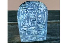 Cartouche purchased for £12 may be precious seal of Ramesses II