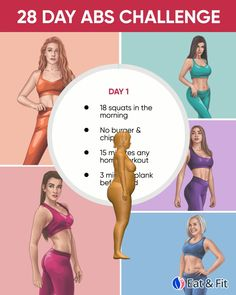 Morning Ab Workouts Fitness Training Videos , How One Woman Discovered the Female Fat-Loss Code Missed by Modern Medicine And Lost Using a Simple Ritual That Guarantees Shocking . Gym Workout Tips, Fitness Workout For Women, Fitness Tips, Fitness Motivation, Health Fitness, Fitness Plan, Fitness Products, Health Diet, Workout Videos