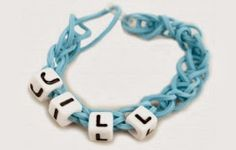 Design, Create, Inspire!: Personalized Rubber Band Bracelets with No Loom