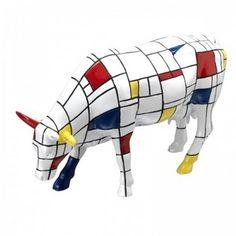 Vache Mondrian