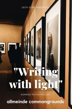 Writing with light - Lech Zürs