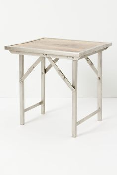 Erez End Table - Anthropologie.com
