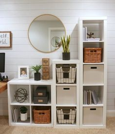 Via The Design Twins … – Peta Will Study Room Organization. Via The Design Twins … Study Room Organization. Via The Design Twins Home Office Design, Home Office Decor, Home Design, Diy Home Decor, Office Room Ideas, Decorations For Home, Office Spaces, Interior Design, Cube Organizer
