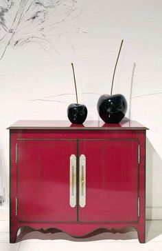 Luxury Furniture & Design: Moissonnier Frères from France. Cabinet Cachet.
