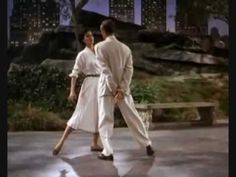 FRED ASTAIRE and CYD CHARISSE - Dancing in the dark, at the Central Park - YouTube