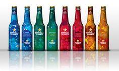 Botellas Estrella Dan, un buen diseño