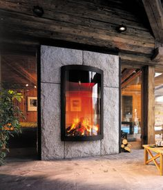 Closed Fireplaces Stoves Pictofocus Focus Check It Out On Architonic
