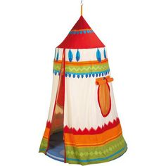 American Indian Play Tent from Oompa Toys