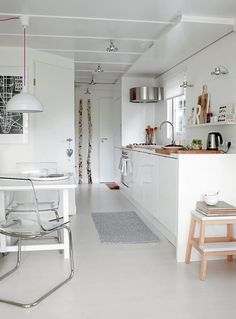 Ikea....White kitchen