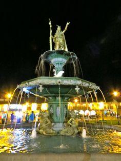 Plaza de Armas - Cuzco, Peru