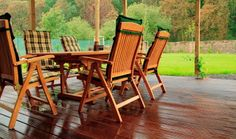 How to Maintain Teak Outdoor Furniture | My Modern Outdoor Furniture Gallery  http://mymodernoutdoorfurniture.blogspot.com/2014/01/how-to-maintain-teak-outdoor-furniture.html Teak outdoor furniture has long been valued for its outside use, not just for it's beauty, but because teak wood endures all that our seasons throw it's way.