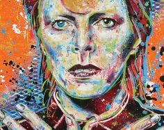 david bowie art - Google Search
