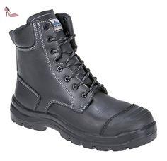 Portwest Fd15bkr45Eden S364.268.0CI Hi FO SRC Chaussures de sécurité, Regular, taille: 45, Noir - Chaussures portwest (*Partner-Link)