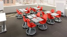 node classroom chair: small group project