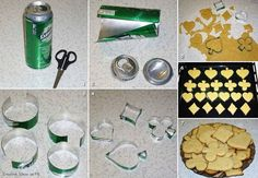 make your own cookie #cutters