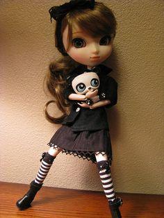 | Leslie, by Emily Emily! (pullip Xiao Fan)