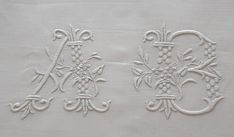 Antique linens by Em's Heart. This one has been sold but there are more.