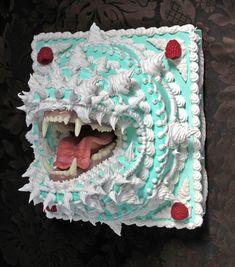 Les sculptures appétissantes de M S Hove :