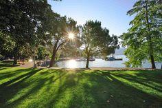 Along the lake (Minusio-Locarno) Switzerland, Golf Courses, Places, Beautiful, Locarno, Real Estates, Lugares