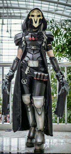 Female Reaper Cosplay~