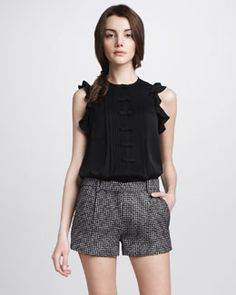 DFV. Love this look.