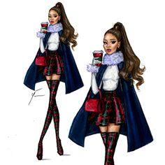 Ariana Grande 'Winter Candy'