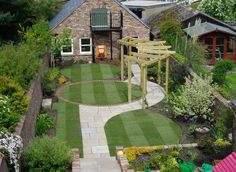 Small Home Gardens | Small-Home-Garden-Designs-And-Ideas-New-Small-Garden-Landscape-Plans ...