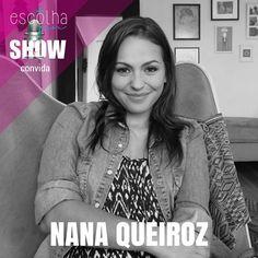 Para abrir os trabalhos do Escolha Zen Show, uma convidada mais do que especial, a @nana.queiroz, diretora executiva da Revista AzMina, falando sobre empoderamento feminino. Foi show de bola esse papo, venha ver! http://www.escolhazen.com/2015/nanaqueiroz  #minhaescolhazen #escolhazenshow #revistaazmina #nanaqueiroz #nãotiraobatomvermelho #podcast
