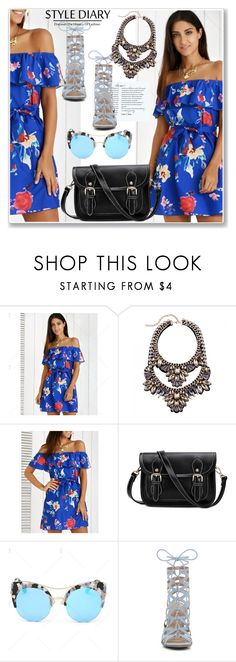 """""""#39"""" by lejla-7 ❤ liked on Polyvore featuring ALDO and vintage"""