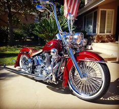Your daily dose of the best Harley Davidson Softail photos Classic Harley Davidson, Harley Davidson Chopper, Harley Davidson Sportster, Custom Choppers, Custom Harleys, Custom Bikes, Custom Motorcycles, Custom Baggers, Triumph Motorcycles
