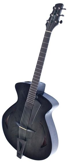 Pagelli Guitars Massari Archtop Guitar