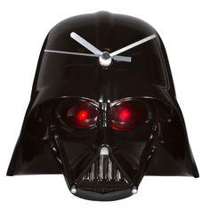 Darth Vader 3D Wanduhr - 24h Lieferung | getDigital