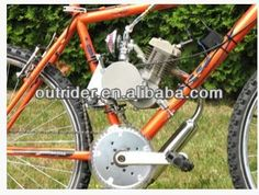 2017 Hot Sale! OutRider ORK-POWERG High Quality 4-Stroke  49cc electric bicycle engine kit