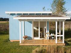 Best Gartenhaus selber bauen