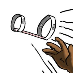 You will need A regular plastic drinking straw 3 X 5 inch index card or stiff paper Tape Scissors What to do 1. Cut the index card or stiff paper into 3 separate pieces that measure 1 inch (2.5 cm)...