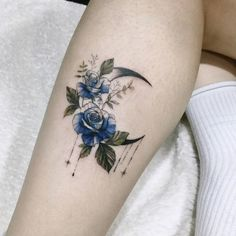 aeri_tattoo #MoonTattooIdeas