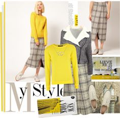 """""""Casual chic for the office"""" by lavendergal on Polyvore"""