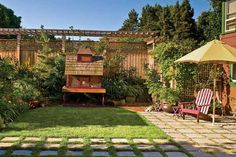 Photo: Mike Jensen | thisoldhouse.com | from The Sustainable Garden