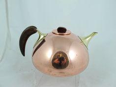 Karl Hagenauer Werkstatten Kettle Copper Brass C 1940'S   eBay