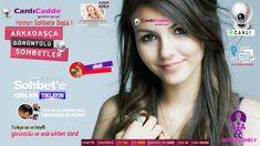 Canlicadde.com Canlı Chat Sohbet Kızları Blog