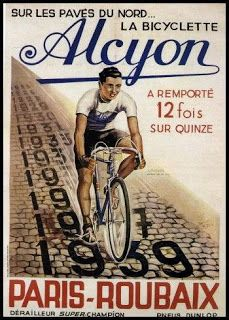 1939 poster for Alcyon