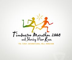 Timbuctoo Marathon 2008 - www.versal.net • Diseño Gráfico • Identidad Visual Corporativa • Publicidad • Diseño Páginas Web • Ilustración • Graphic Design • Corporate Identity • Advertising • Web Pages • Illustration • Logo