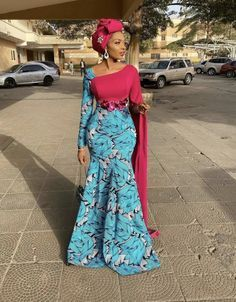African print dress for women african print prom dress african clothing for women african wedding Ankara Long Gown Styles, African Dresses For Women, African Print Dresses, African Attire, Party Dresses For Women, African Prints, Ankara Gowns, African Women, Best African Dress Designs