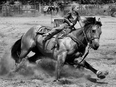 Jef Russel - Rebirth of Cool, Texas Cowgirl And Horse, Cowboy Art, Gaucho, Cowgirls, Horse Girl Photography, White Photography, Horse Riding Quotes, Cowgirl Photo, Cowboy Pictures