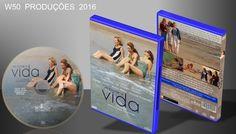 Um Brinde À Vida - DVD - ➨ Vitrine - Galeria De Capas - MundoNet   Capas & Labels Customizados