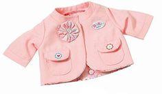 Zapf Creation 801840-5 - Baby Born Jacke - Jäckchen pink in Spielzeug, Puppen & Zubehör, Mode-, Spielpuppen & Zubehör | eBay!