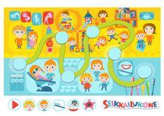 Seikkailukone: Terveyskeskus Tweety, Pikachu, Snoopy, Kids Rugs, Printables, Free, Fictional Characters, Games, Kid Friendly Rugs