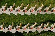 tarjeta del acompañamiento floral